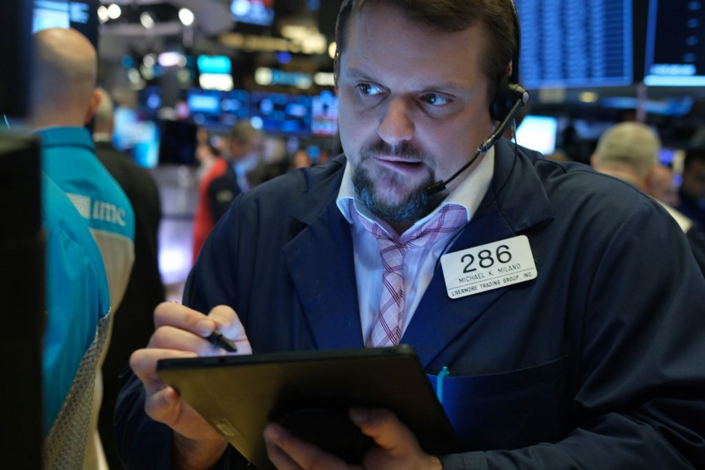Wall Street slumps, government bonds hammered as stimulus high fades