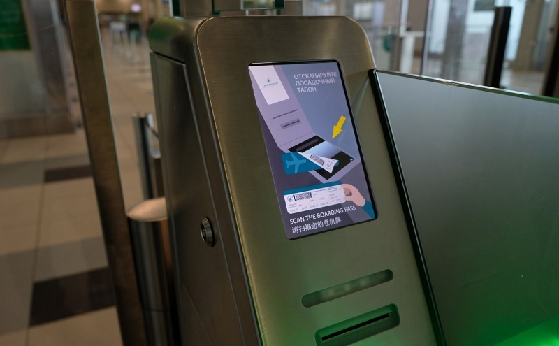 Fraport speed passengers with self check-in technology at 2 Brazilian airports