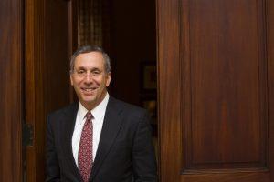 President of Harvard University - Lawrence Bacow