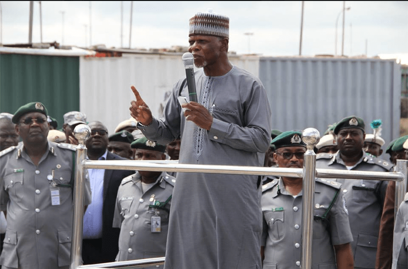 Buhari moves to remove Customs, other security agency heads over 295 tankers of smuggled fuel
