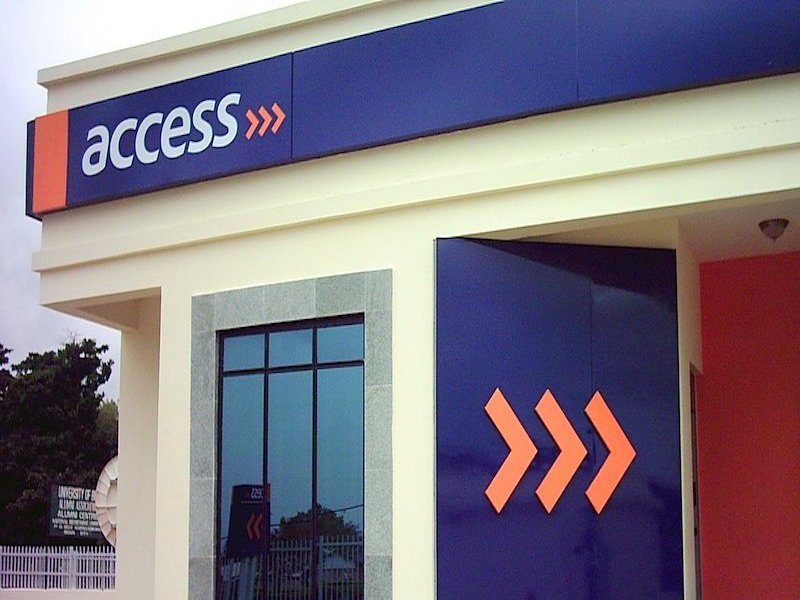 Access Bank shuts branch after customer tests positive to Covid-19