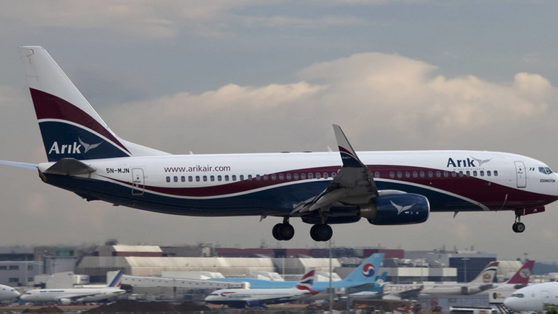 COVID-19: Arik Air suspends flights to West Coast