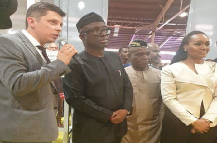Julius Berger puts Nigeria on industrial path, commissions glass factory