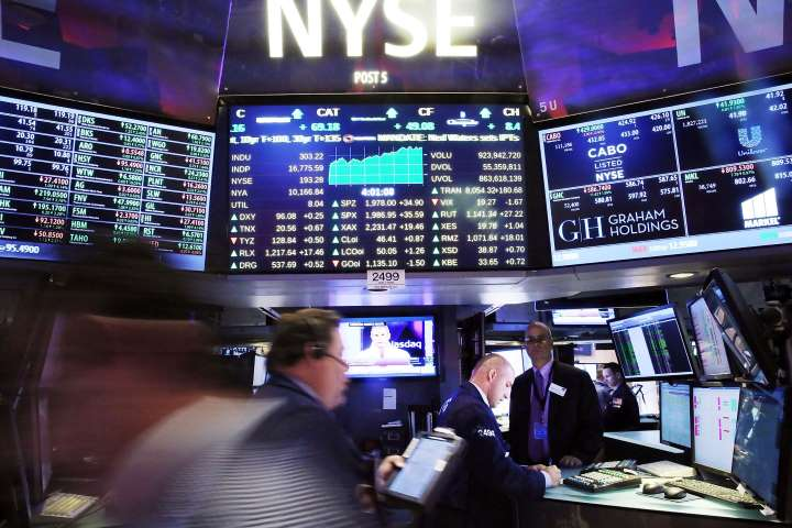 Wall Street bounces after worst day since Black Monday