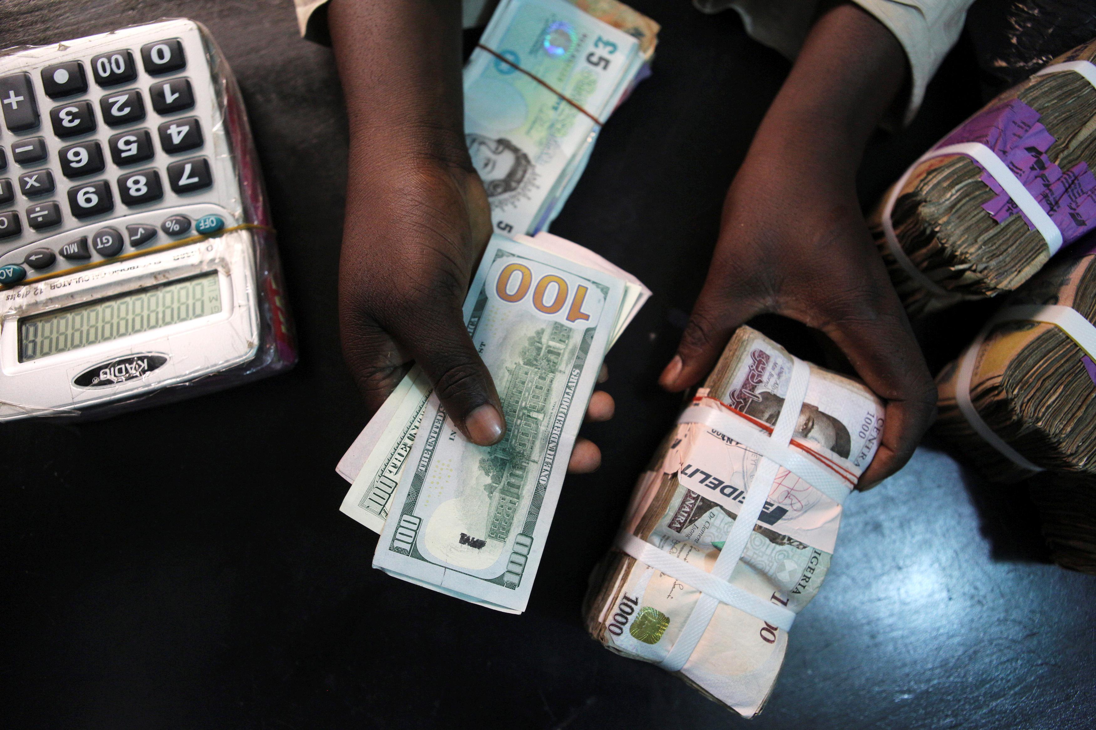 Dollar Exchanges For N374 Businessamlive