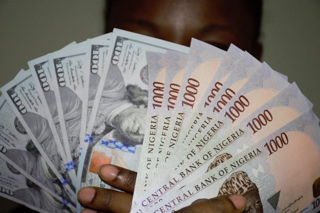 Naira depreciates to N367/$ as panic grips forex market
