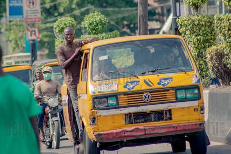 COVID 19: Lagos cut commercial bus capacity by 40%, recommends temperature screening for passengers