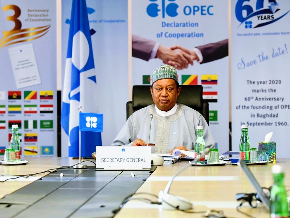 Focus shifts to G20 meeting for OPEC++ deal asOPEC+ ends oil price war