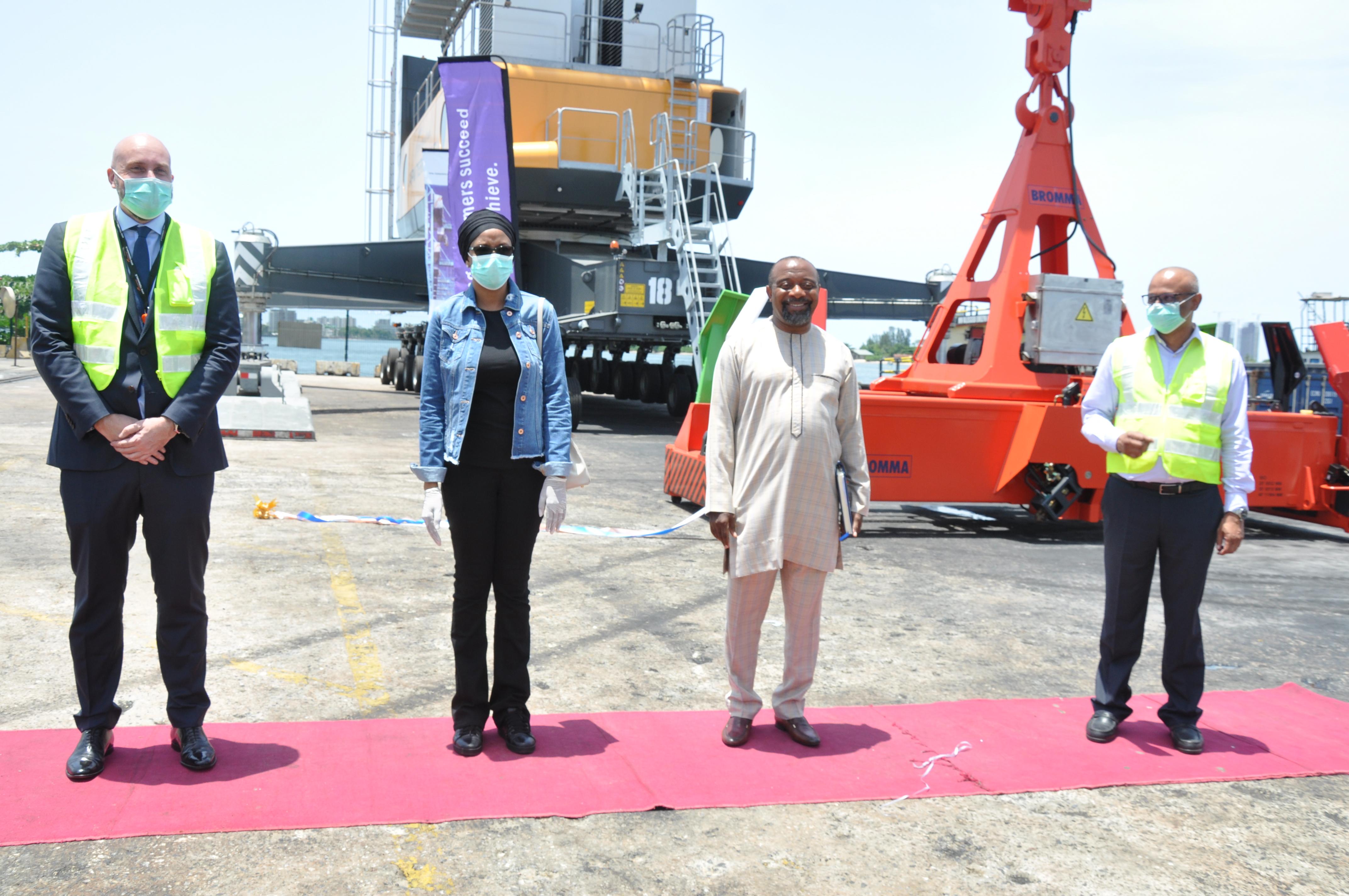 APM Terminals commissions additional cranes, begins $80m upgrade