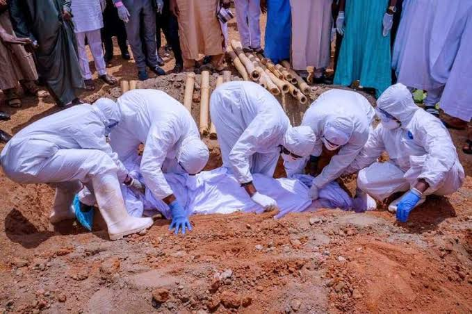 He was the very best of us, Buhari's moving tribute to Abba Kyari
