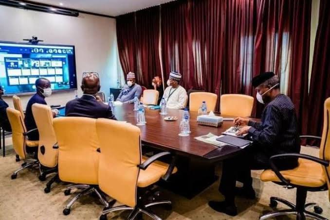 Osinbajo meets IMF, World Bank over economic stimulus