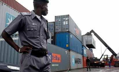 Customs process 183,578mt of exports worth N22.16bn FOB at Apapa port in Q1