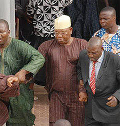 N7.74bn fraud: Court to give fresh date for Kenny Martins