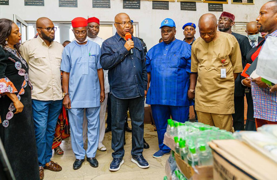 Seplat, Waltersmith support Imo State Covid-19 efforts with medical donations - BusinessAMLive