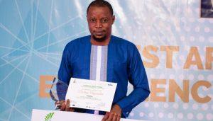 Nigeria's Onyemihia shines at Pan African Re-insurance journalism awards