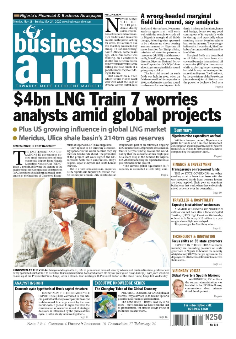 $4bn LNG Train 7 worries analysts amid global projects