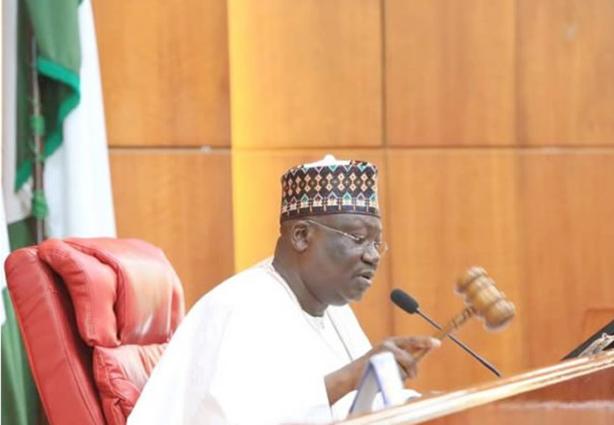 Senate awaiting details of Buhari's N850bn domestic loan request