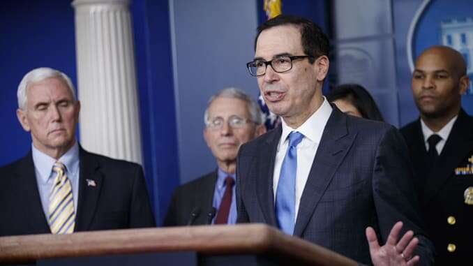 US Treasury Secretary demands independent investigation of AfDB president