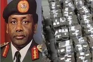 FG receives $311m Abacha loot