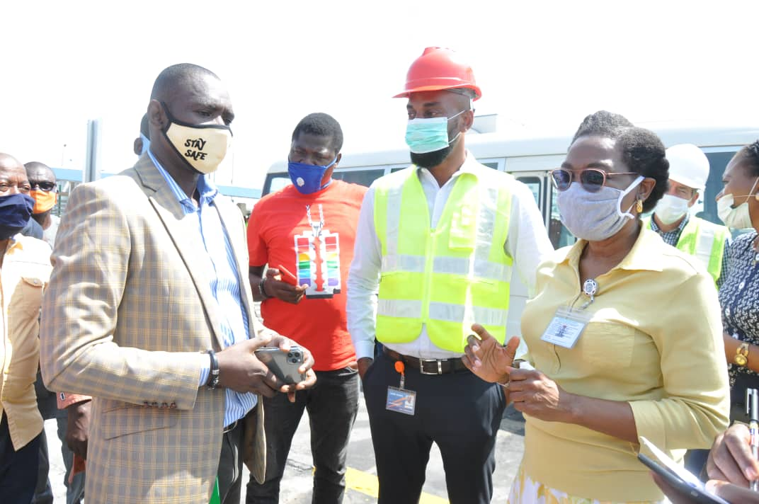 APM Terminals, NRC restore rail service at Apapa Port