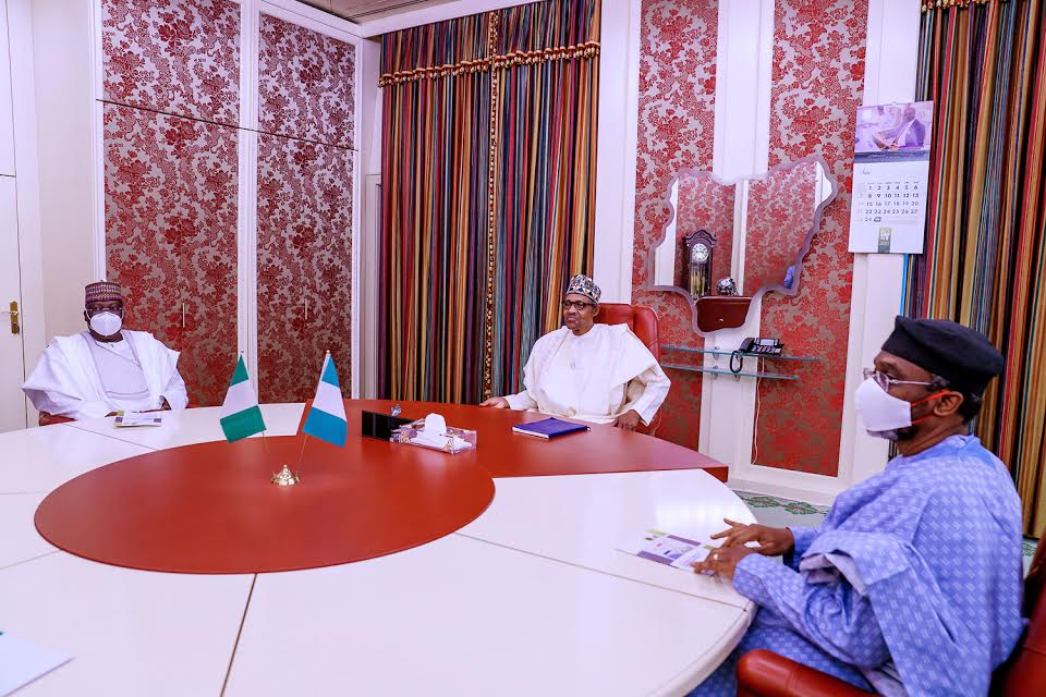 NASS leadership holds meeting with president, vice president on electricity tariffs