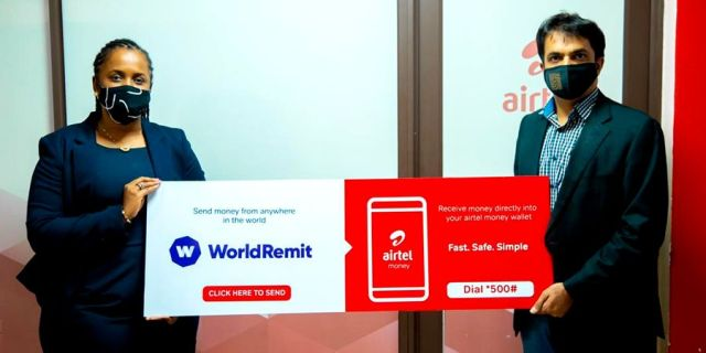 Airtel Africa, WorldRemit join forces to raise financial inclusion in Africa