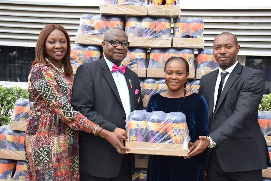 COVID-19: Cadbury donates food, face masks to communities