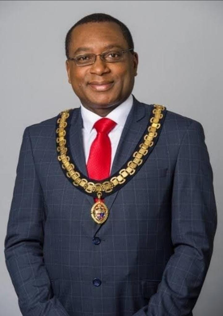 Anambra congratulates first black vice chancellor of a British university