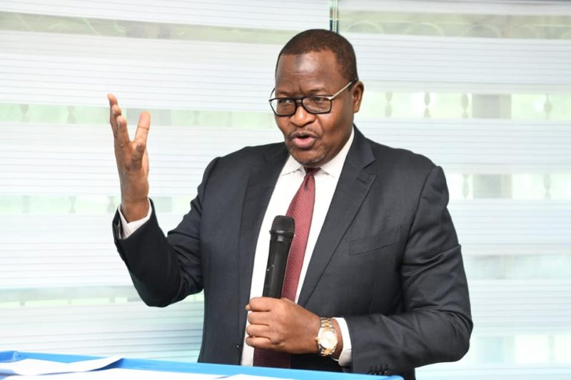 Buhari requests senate confirmation of Danbatta as NCC's CEO for second term