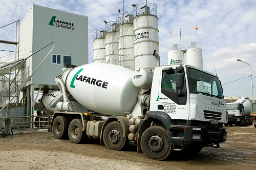 Lafarge Africa closes HY1 operations with N120.5bn revenues