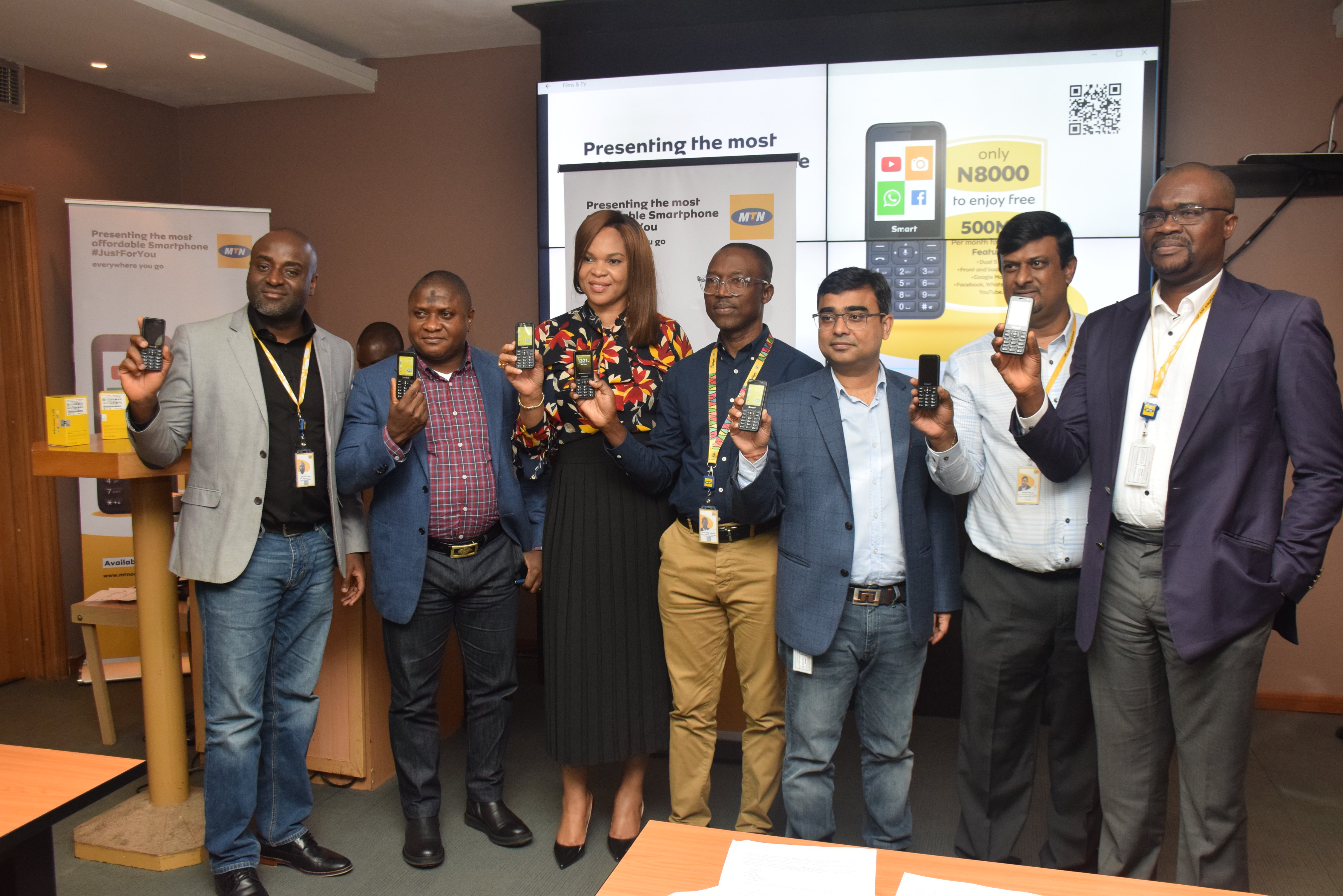 MTN Nigeria launches West Africa's first e-SIM technology