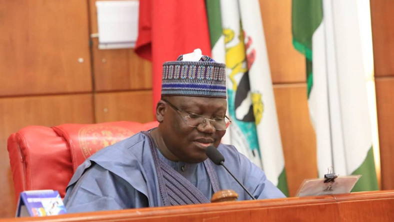 Let's have 2021 budget by September for early passage, Lawan tells Buhari