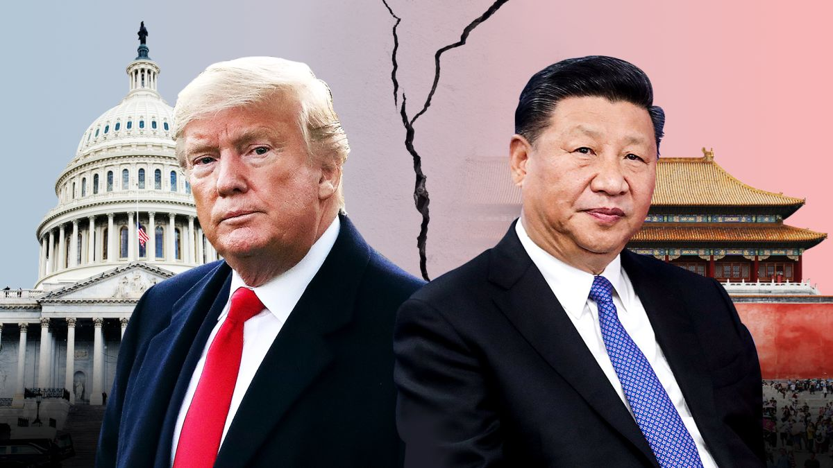Deteriorating US-China relations is not reflected in markets