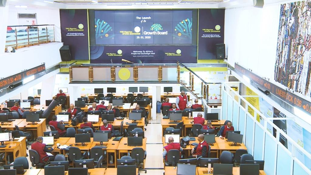 Positive buying sentiments in large-cap stocks drive up market cap, gifting investors N29.5bn