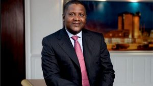 Dangote to expand manufacturing into Central Africa to boost cement production