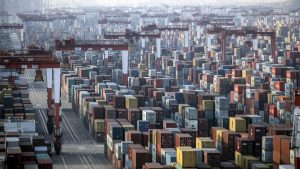 China's economy grows 2.3%, with potentials to overtake U.S. beyond expectations