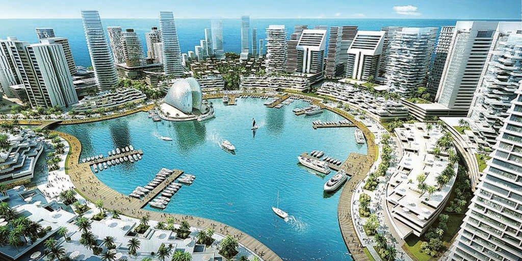 Eko Atlantic City to utilise local content for economic diversification in Nigeria