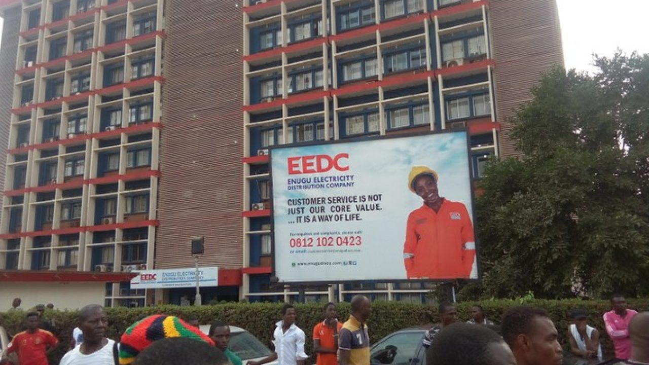Enugu DisCo investing N1.6bn in network expansion