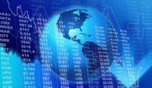 Global stocks shrug off chaos in Washington