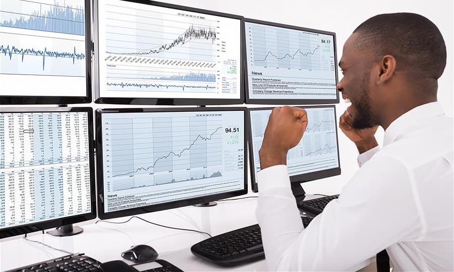 Nigeria's forex traders set up platform for live countrywide market exchange rates
