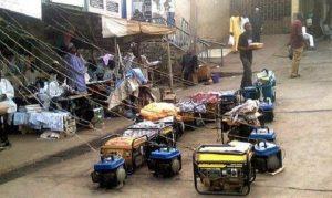 $2bn spent on power generators in Nigeria in 20 years, says UN