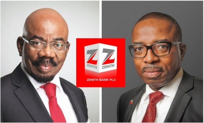 Zenith Bank in strong operational performance as profit rises 10.4% to N230.56bn in FY20