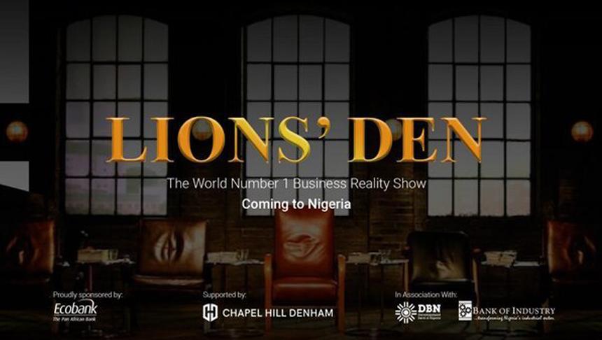 Lions' Den 2021: An opportunity for promising Nigerian entrepreneurs