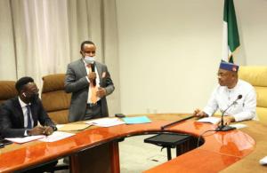 Akwa Ibom governor seeks NDDC's completion of power transmission line