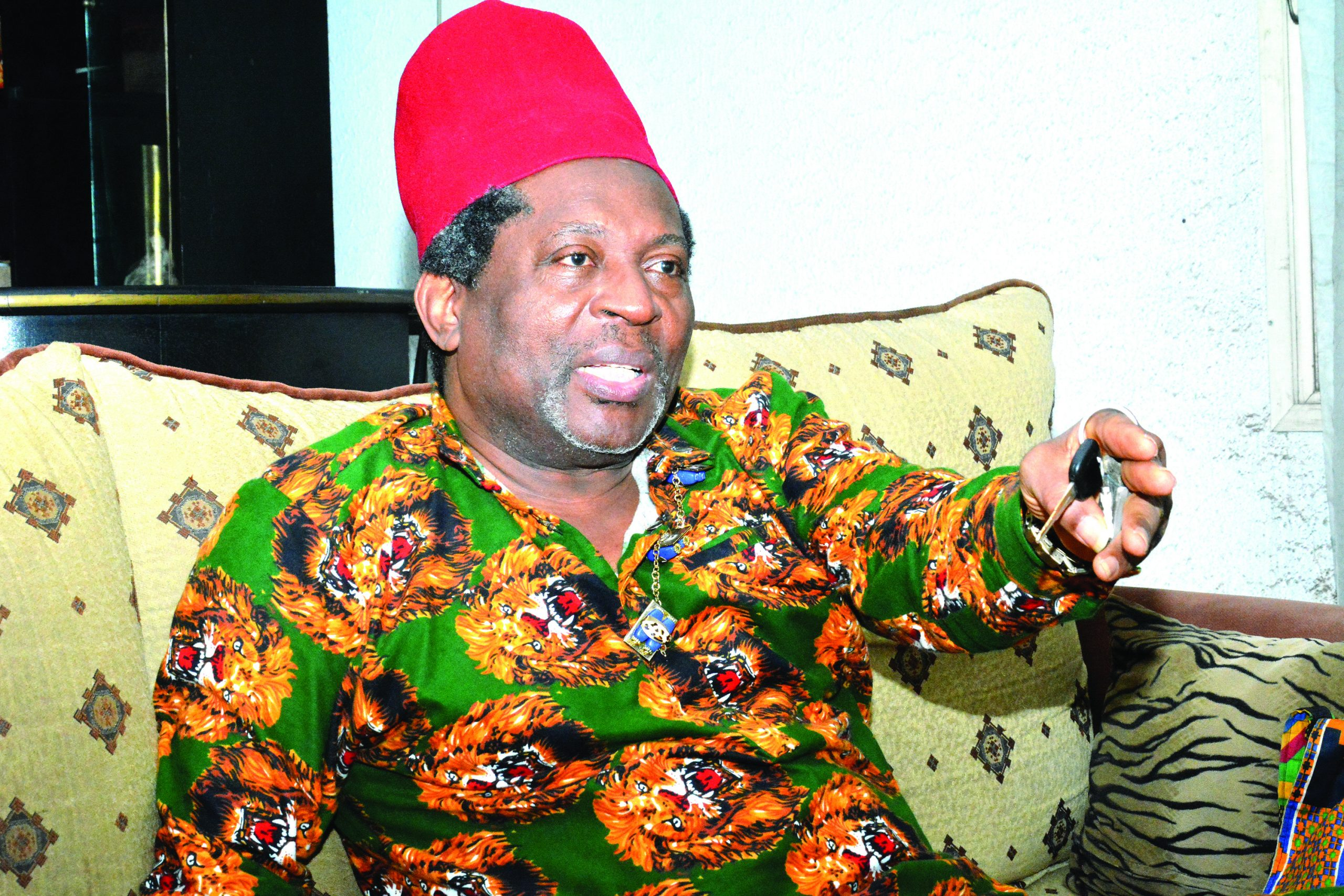 Investment in agriculture's key to developing Southeast region --- Ijezie, chairman, Akuluouno