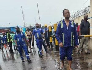 Maritime workers accuse shipping firms of poor management