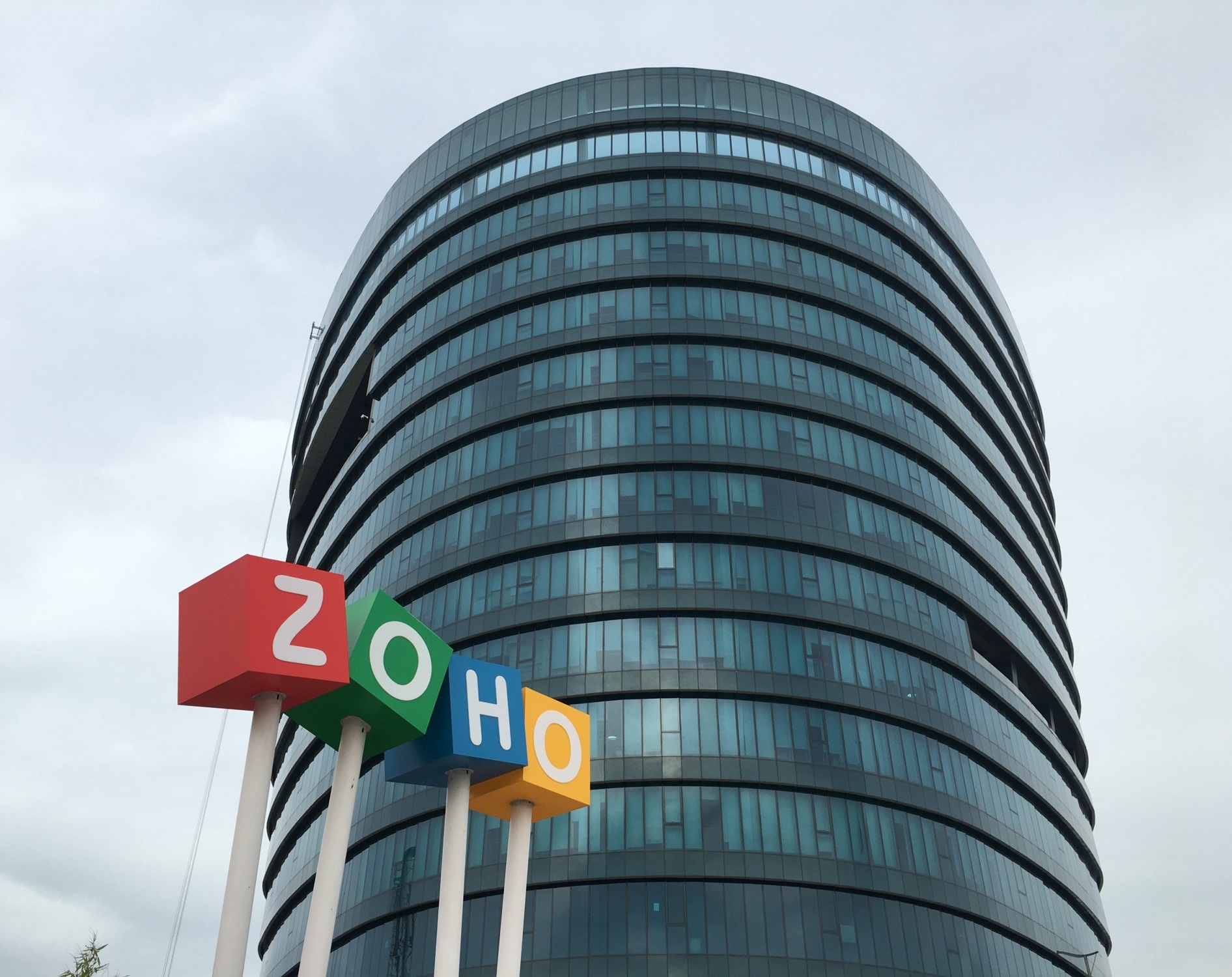 Zoho offers online invoicing solution free of charge to SMEs