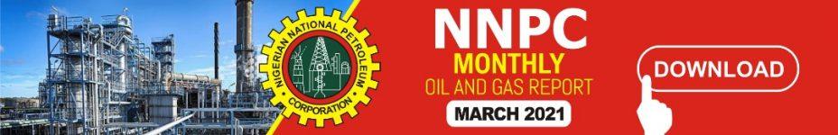 NNPC March 2021 Banner advert