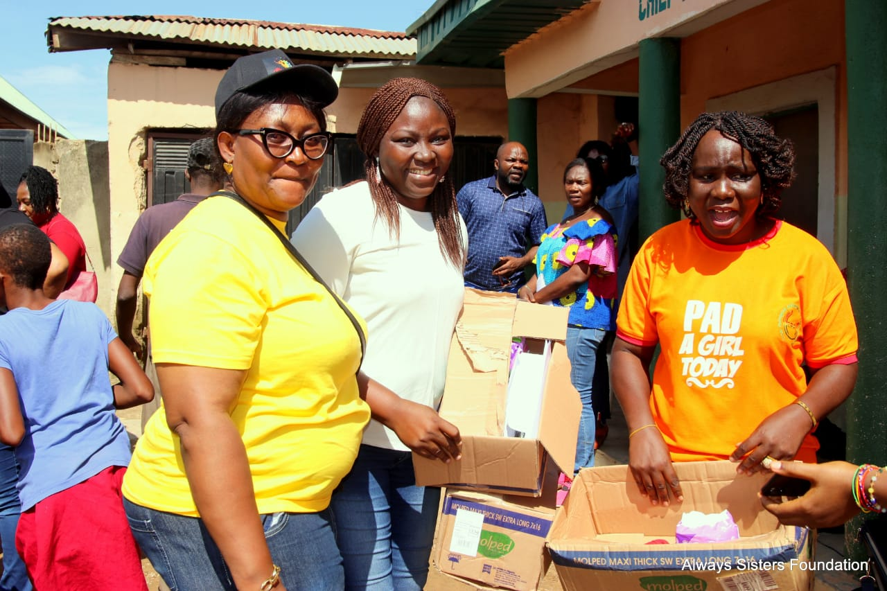 Always Sisters Foundation intensifies fight against children, women poverty