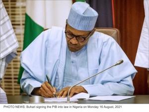 OPEC sees PIB boosting Nigeria's oil reserves to 40 billion barrels